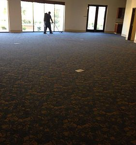 Dynamic Cleaning, LLC, Medical center carpet cleaning