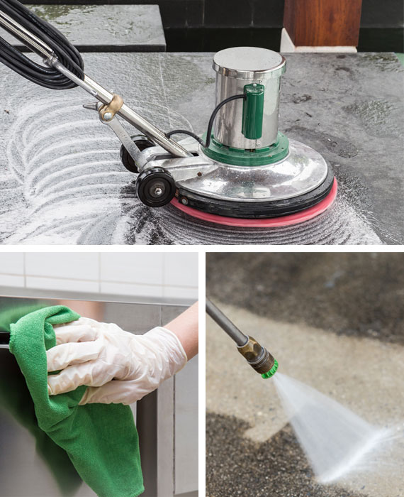 commercial cleaning companies near me