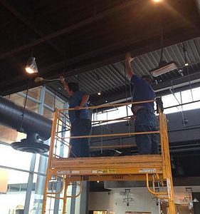Dynamic Cleaning, LLC, Restaurant construction cleaning