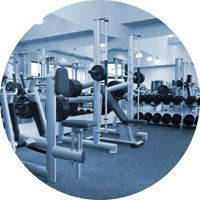 Fitness Center and Gym Cleaning Services